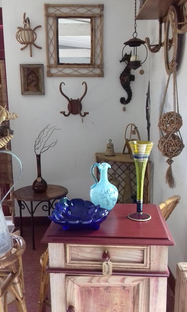 boutique atelier brocante art